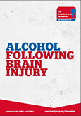alcohol folowing brain injury cover image