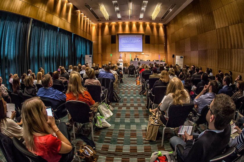 A fish-eye view of the BIRT Conference 2015