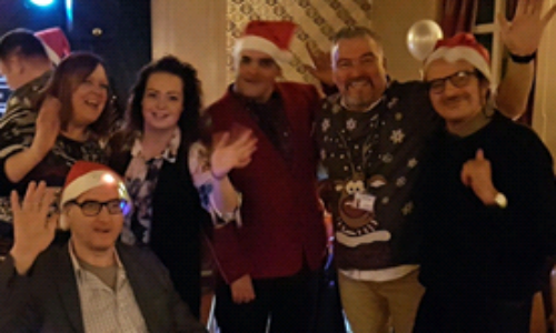 The Bristol Road christmas party