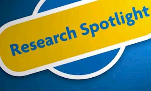 research spotlight banner