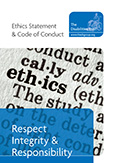 Ethics Statement Code of Conduct cover thumbnail image