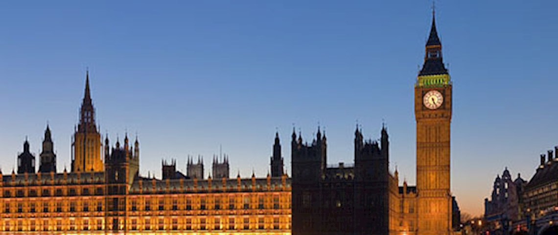 stock photo of Westminster by the Thame